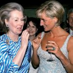 Princess Dianas stepmother gained the unsavoury name acid Raine from her stepchildren Image GETTY