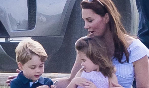 Princess Eugenie Royal Wedding Kate will likely play guardian to children on the special day Image Getty Images