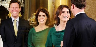 Princess Eugenie and Jack Brooksbank have gushed over each other in an interview Image PA
