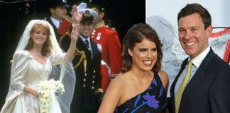 Princess Eugenie is tying the knot 32 years after her parents did the same Image Getty Images