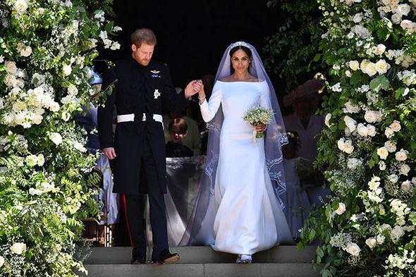 Princess Eugenie royal wedding Stella McCartney could be Eugenie's chosen wedding dress designer (Image Getty )