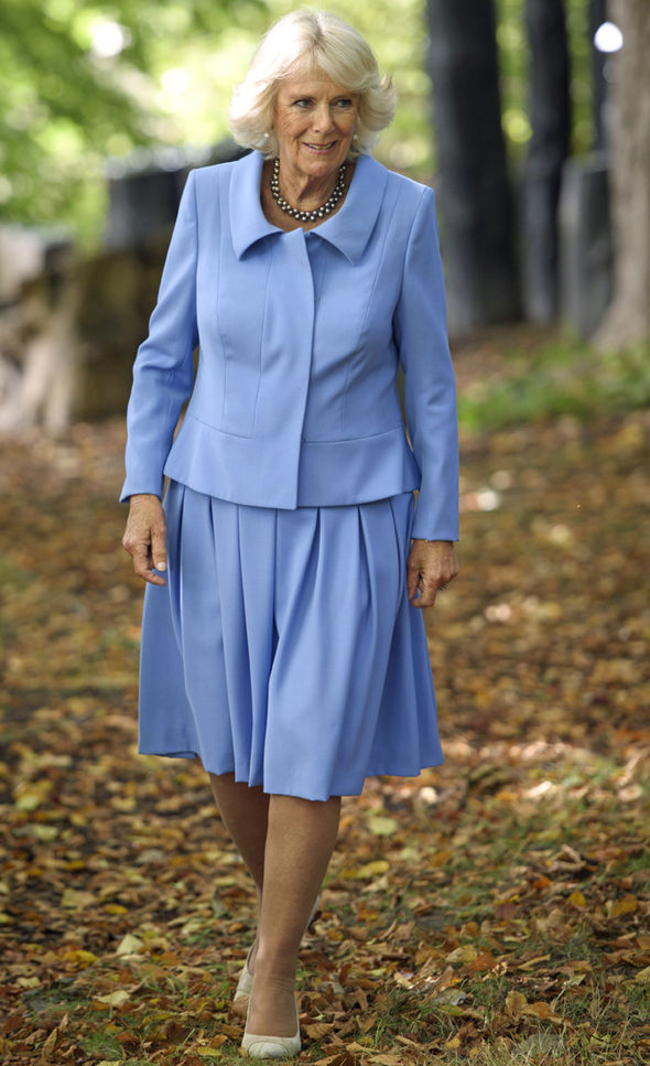 Princess Eugenie wedding Camilla Parker Bowles Duchess of Cambridge may not attend the event Image GETTY