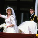 Princess Eugenie wedding Sarah and Prince Andrew wed in 1986 (Image GETTY)