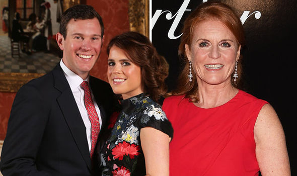 Princess Eugenie wedding The royal will marry Jack Brooksbank on October 12 Image GETTY 1