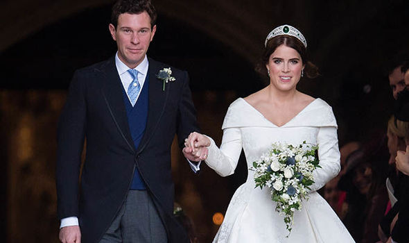 Princess Eugenie will live with Jack Brooksbank at Ivy Cottage in Kensington Palace Image Getty