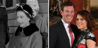 Princess Eugenies husband to be Jack Brooksbank is not a commoner unearthed photos have revealed Image ALAMY GETTY