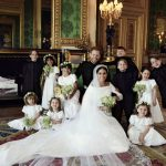 Princess Eugenies young bridal party featured only 8 children in total some of whom displayed some funny facial expressions on camera