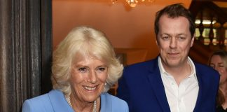 Proud Camilla surprises son Tom Parker Bowles on special night out Photo C GETTY IMAGES