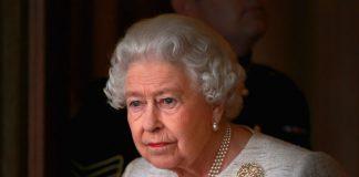 Queen Elizabeth II sad photo C GETTY