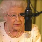 Queen of the World The monarch appeared in some candid moments (Image ITV)
