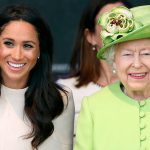 Royal author reveals misunderstanding between the Queen and Meghan Markle during first joint engagement Phtoo C GETTY