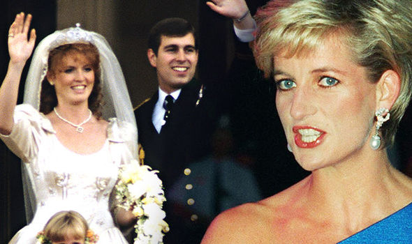 Royal family news Princess Diana provided a brilliant reaction to a huge Royal Family scandal Image GETTY 2