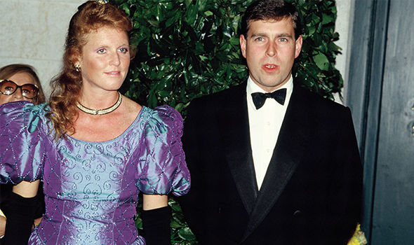 Royal family news the Duke and Duchess of York in in 1990 ca in London England Image GETTY