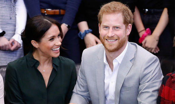 Royal news Harry and Meghan will miss the important birthday as it clashes with their upcoming tour Image GETTY