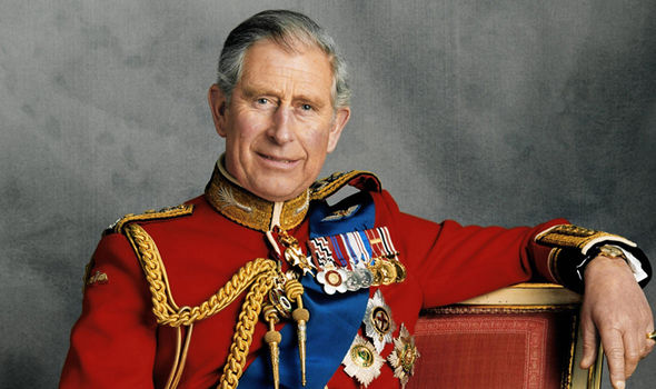 Royal news the Prince of Wales on an official photoshoot for his 60th birthday Image GETTY