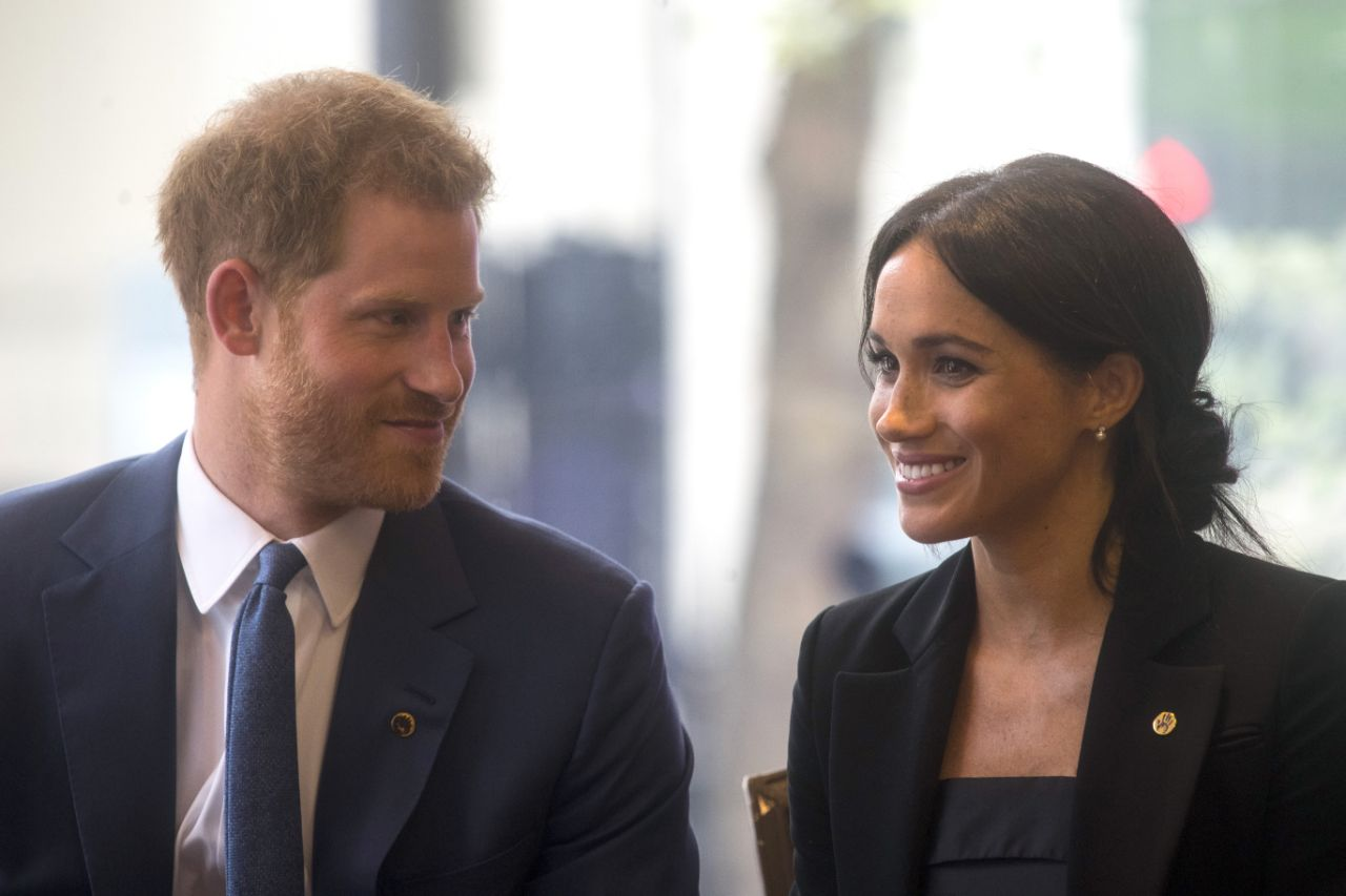 "Royal photographer Arthur Edwards has revealed he's noticed a ""massive change"" in Prince Harry since he married Meghan Markle. Source Getty"