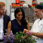 Royal tour The royals ate a traditional Australian meal of Kangeroo Image PA