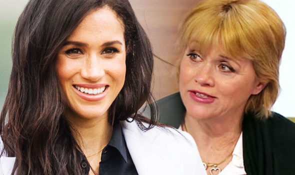 Samantha Markle has revealed the contents of her letter to Meghan Image GETTY Channel 5