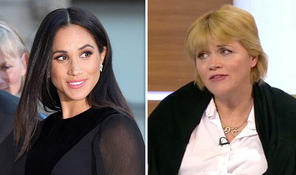 Samantha Markle has sensationally apologised to Meghan live on television (Image GETTY CHANNEL 5)
