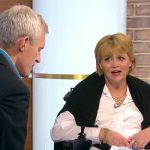 Samantha Markle recently gave an interview on the new Jeremy Vine show on Channel 5 Image Channel 5