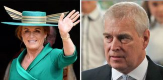 Sarah Ferguson and Prince Andrew expert says Fergie has lived in the Royal Lodge for Image Getty 1