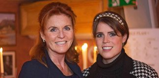 Sarah Ferguson has thrown herself into planning Princess Eugenie's Royal Wedding (Image GETTY )