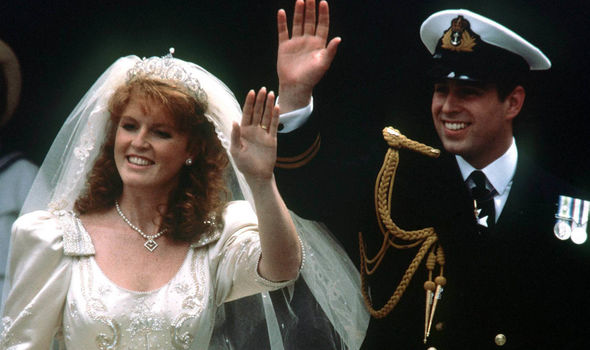Sarah Ferguson net worth Sarah married Prince Andrew in 1986 but they divorced in the late 1990s Image Getty