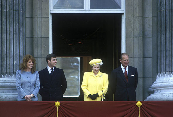 Sarah Ferguson paved the way for her exit from the Royal Family in 1992 (Image GETTY )
