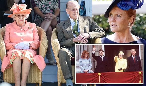 Sarah Ferguson will make her royal comeback at her daughter's Royal Wedding (Image GETTY )