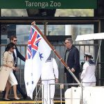 Taronga Zoo the Duke and Duchess of Sussex took to the water to see spectacular Sydney by boat Photo C GETTY IMAGES