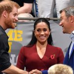 The Duchess is expected to deliver a speech this evening at the Invictus Games closing ceremony Image Getty