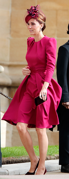 This is what Kate Middleton did after the school run on Tuesday Photo C GETTY