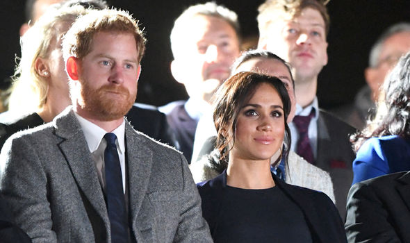 The Duke and Duchess of Sussex recently attended the Opening Ceremony of the Invictus Games Image GETTY
