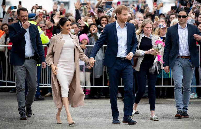 The Duke and Duchess of Sussexs epic overseas royal tour is finally coming to a close Photo C GETTY IMAGES