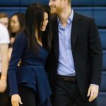 """The Duke of Sussex is """"very protective"""" over his wife. Source Getty"""