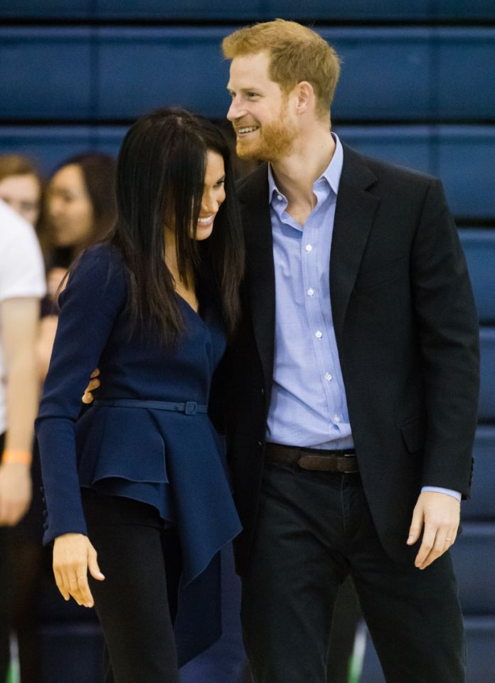 """Royal photographer Arthur Edwards has revealed he's noticed a """"massive change"""" in Prince Harry since he married Meghan Markle. Source Getty"""