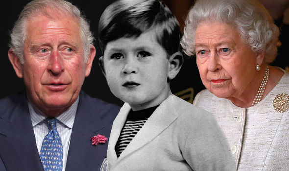 The Queen left Charles on his own for Christmas Image GETTY