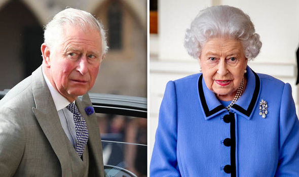 The Queen reportedly questioned Charless suitability as monarch Image GETTY