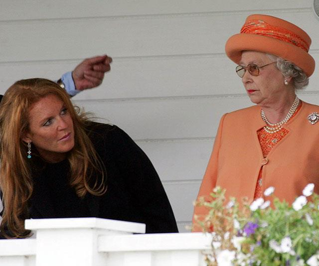 The Queen wants her granddaughters big day to go off without a hitch Photo C GETTY