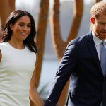 The Royal couple's first major trip together comes just after they announced Meghan's pregnancy Image Getty