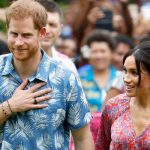 The Royal couple will next receive an official welcome ceremony in Tonga Image Getty