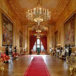 The castle is an official residence of the Queen Image ROYAL COLLECTION TRUST