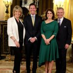The couple were interviewed by Eamonn Holmes and Ruth Langsford from ITVs This Morning Image PA