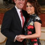 The pair are set to put on a united front for Princess Eugenie and Mr Brooksbanks wedding Image GETTY