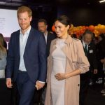 The royal couple arrive at Pillars a New Zealand charity that supports children who have a parent in prison by providing special mentoring schemes Photo C GETTY IMAGES