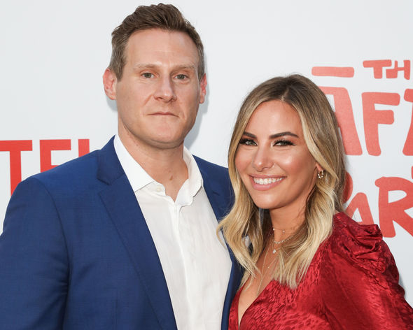 Trevor Engelson married Tracey Kurland in an intimate ceremony in California on Saturday Image GETTY