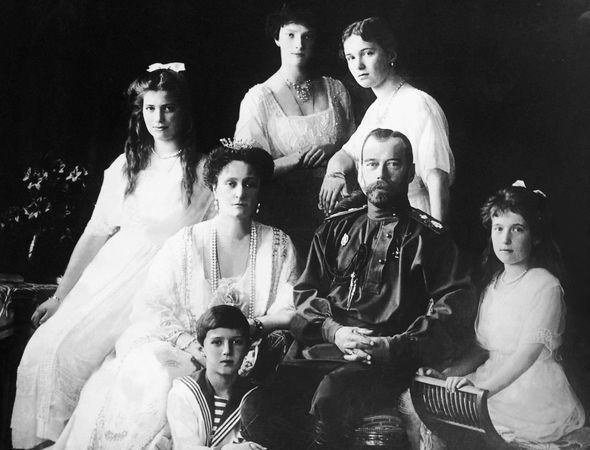 Tsar Nicholas II abdicated in March 1917 following the February Revolution Image GETTY