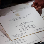 """Eugenie and Jack's wedding dress code is """"morning coat or a day dress with a hat,"""" as indicated on their wedding invitations, which is more formal. Photo Getty"""