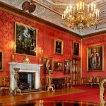 Visitors can tour the stunning castle including the State Apartments Image ROYAL COLLECTION TRUST