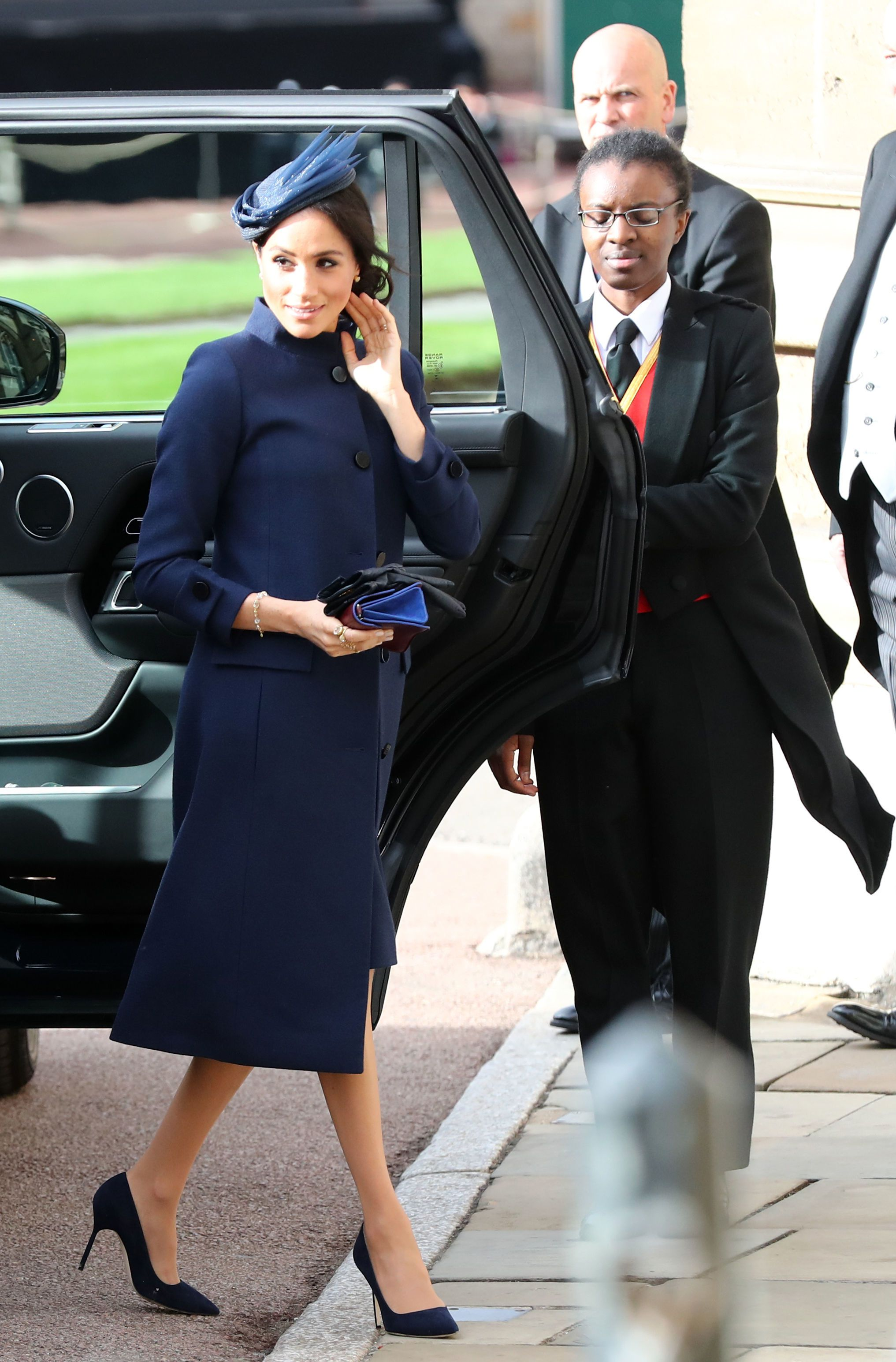 Why people think Meghan Markle is pregnant after her appearance at Eugenie